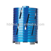 102mm Shijiazhuang core bits china manufacturer