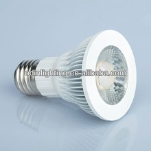 Purple High Brightness E27 3x2W PAR20 LED PAR Light with CE and ROHS, Epistar LED, 3 Years Warranty Time