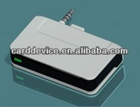 audio jack smart card &magnetic reader for mobile ophone
