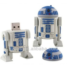 decorative pen drive in cartoon star war characters wholesale