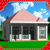 China russia prefab houses Manufacturer