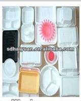 disposable foam plate/dishes making machine