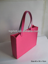 2014 Colorful Felt Bag With Different Size