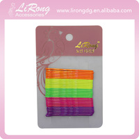 ColourfulPainting Bobby Pin,Hair Accessory