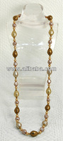 BEAD NECKLACE AB-601