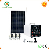 Small balcony hanging solar power system for lighting& mobile chagring FS-S202