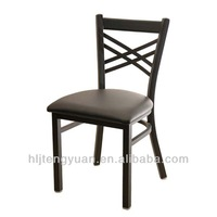 Modern Design Hot Sale Metal Cheap Restaurant Chairs For Sale Used