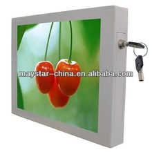 19 inch 3g/wifi/android customized wireless ad vehicle tv
