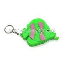 keychain Tropical Fish measuring tape