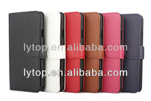 High Quality Flip Cover Leather Case For Samsung Galaxy Note 3