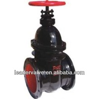 Knife stem gate valve with prices