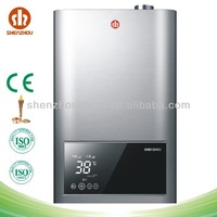 decorative square horizontal square gas water heater JSQ-LB