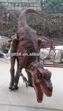 dinosaur costume ,walking with dinosaur costume,walking horse toy
