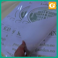 Poster waterproof glossy photo paper