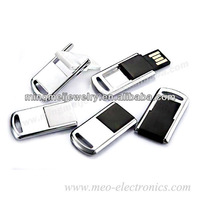 New Product! Promotional Mini UBS Gift, Metal USB Flash Drive with Laser Logo