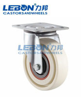 Medium Duty Shock Absorbing Caster Wheel