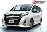 Stock#10738 TOYOTA NOAH G HYBRID USED VAN FOR SALE [RHD][JAPAN]