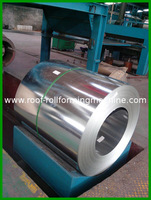 Galvanized Steel Coils With 0.12mm - 4.0mm Thickness For Metal Roofing