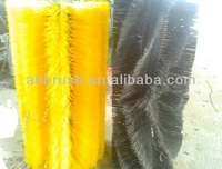 colorful brush for automatic truck wash brushes
