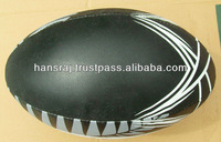 Plain Rugby Ball Machine Sewn Good Quality