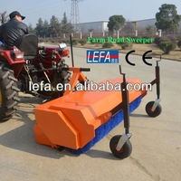 2014 New Farm Tractors road sweeping brush