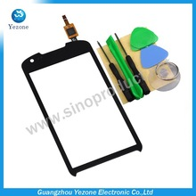 Touch Screen Digitizer For Samsung Galaxy Xcover 2 S7710 Front Glass Panel Repaclement
