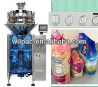 WP-HC321405 Potato chips packaging machine, food pouch packing machinery