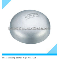 DIN2617 304 DN100 Stainless Steel Pipe End Cap