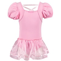 Child tutu skirts ballet leotards