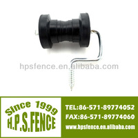 pp garden fence high voltage plastic ranch electric fence tape isolator