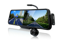5.0 inch TFT LCD 120degree wide angle 1080P/30fps FULL FD car camera with bluetooth earphone car cam dvr SP-400