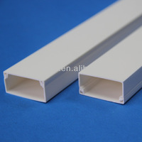 Pvc cable duct/ pvc channel/pvc trunking 25x16