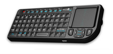 Air Fly Mouse Qwerty Keyboard with IR Remote for Pc Google Android Tv Box