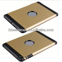Direct factory price new trendy plastic pc tpu case for ipad mini tpu pc combo case