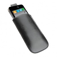 ADALMC - 0041 leather mobile flip cover / flip leather mobile case / cell phone cover