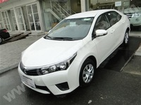 ALL NEW 2014 TOYOTA COROLLA 1.6 PETROL AUTOMATIC