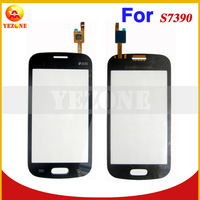 10 Year Large Professional Wholesale For Samsung Galaxy Fresh S7390 S7392 Touch Screen Digitizer Touch Panel Front Glass