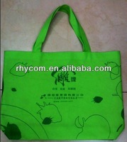 reusable environmental non-woven promotional bag for shops