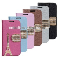 assorted Eiffel tower design for Samsung S4