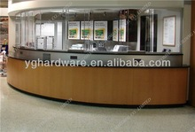 Bullet Proof Glass Partition For Commercial