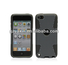 silicone case for ipod classic,for apple ipod touch 5 case,combo case for ipod touch 5