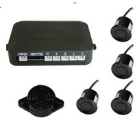 car parking sensor system universal with buzzer alarm can adjust voice in three mode easy install