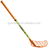 high quality popular looking carbon fiber floorball stick with endurace blade and composite shaft