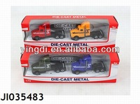 1:72 Free Wheel die cast car,die cast truck JI035483