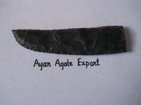 Arrowheads & Non Authentic Clovis Points