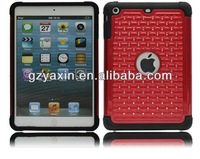 China Cellphone Accessories for Ipad Diamond Case/ Crystal Case for Ipad mini