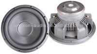 15 inch bass speaker for dj , high power big magnet subwoofer speakers