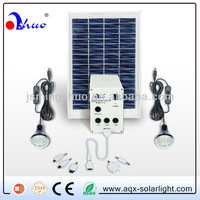 2014 Portable Solar Light Home System For Indoor or Camping