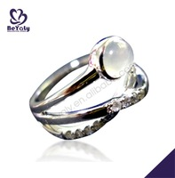 Unique jewelry promotive gift fancy item ring screw