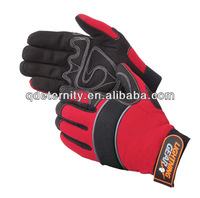 Wow, QINGDAO EG safety glove,mechanic glove,heavy industry work glove,EGGLOVE-23 (wide used)